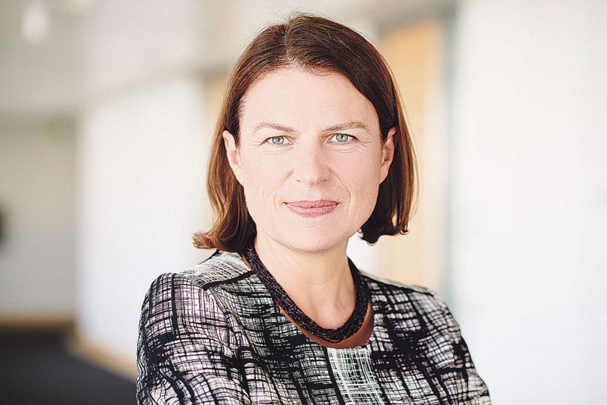 Porträt: Nina Klingspor