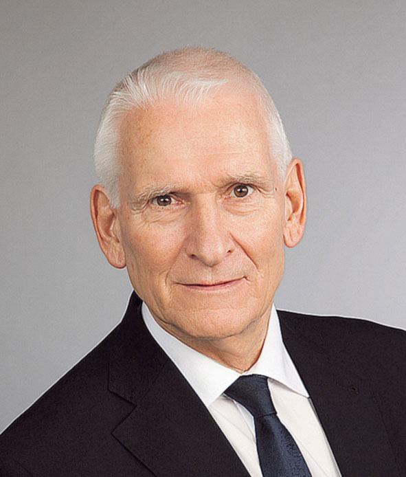 Porträt: Prof. Dr. med. Jürgen Harms